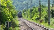 44 078 преминава транзит през гара Ботев.