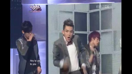 (120601)(hd) Teen Top - Baby U To You (comeback Stage)