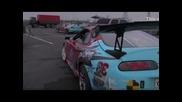 Maце в Toyota Supra