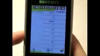Samsung P930 - Ревю