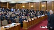 Скандална реч на депутат от Дпс взриви парламента