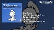 Dave202 vs Cerf, Mitiska & Jaren - Arrival vs Beggin You (acapella) (armin van Buuren Mashup)