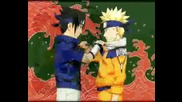 Sasuke & Naruto - Frends Or Rivals