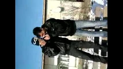 Аптула и Михайл от с. Пчелник (танцьори аматьори) d d d