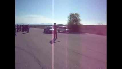 Свиленград драг Corsa vs Lada 2105.avi