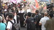 Пореден протест срещу игрите в Рио