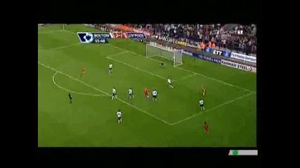 Bolton - Liverpool 2:3 Голове на Торес и Джерард спасиха червените от второ поражение