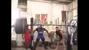 Ronnie Coleman Вдига - 800 Pounds