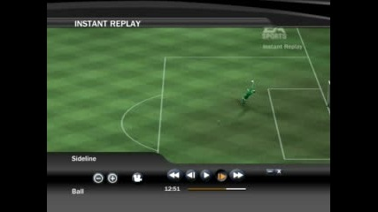 Игра - FIFA 07 Nice Gol