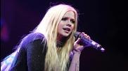 Avril Lavigne's on the Uptick