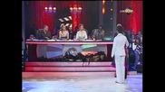 Dancing Stars – Закачливият куикстеп на Албена Михова и Петьо (08.04.2014 г.)