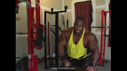 Johnnie Jackson Matt Kroczaleski Powerlifting