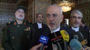 Syria: Zarif lays groundwork before next round of Astana talks