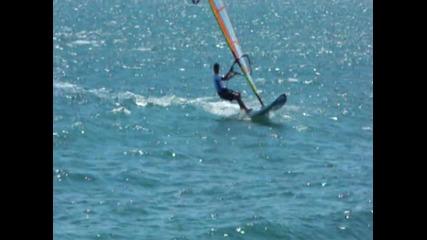 windsurfing in bulgaria