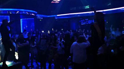 """Емануела и Меди - Ламборгини, на живо от """"Night Club The Moon"""""""