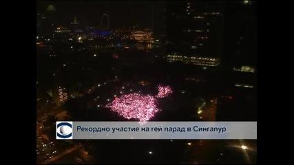 35 000 на гей парад в Мексико