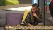 Кой крив, кой прав в скандала между Джино и Динко - Big Brother: Most Wanted 2017