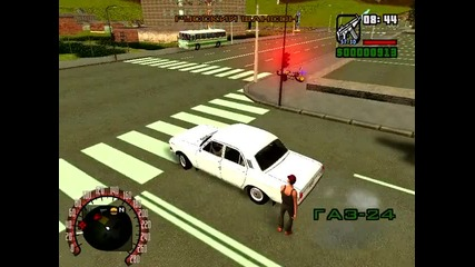 Gta-sa Criminal Russia gameplay :d :d
