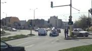 ,, Добре '' работещ светофар във Варна