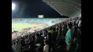 Химнът на България огласи Националния стадион