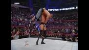 John Cena Се Завръща На Кралски Грохот 2008