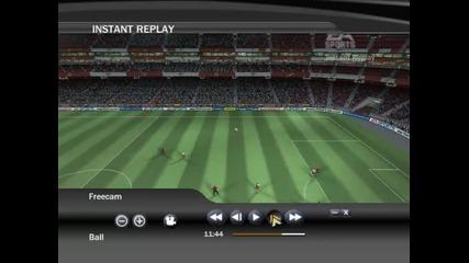 Страхотен гол в Fifa 07 !