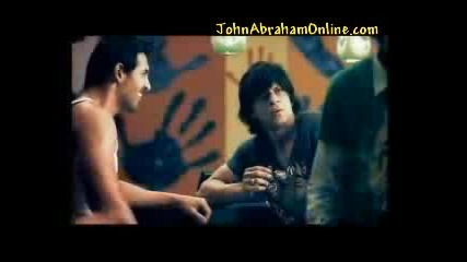 John Abrahan & Shah Rukh Khan