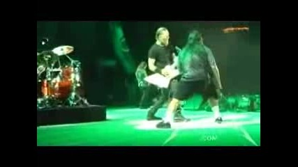 Metallica - Cyanide (Live) - 08/09/08 (Good Quality Audio)