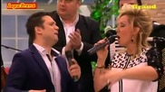 Lepa Brena i Dragi Domic - Oci moje kletvom bih vas kleo - (Grand Narodna Televizija 2014)