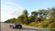 Rob Dahm's Mazda Rx7 spitting flames - Мазда Рх7 стреля пламъци