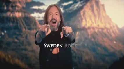 Hammerfall - ( We Make) Sweden Rock // Official Lyric Video
