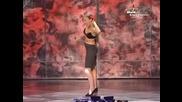 Ursula Martinez - Gala Juste Pour Rire 2006 - La maga desnuda