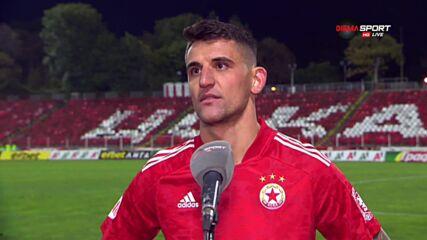 Ахмедов: Не подценихме отбора на Хебър