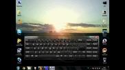 Екранна клавиатура на Windows 7
