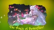 Магията на пеперудите! ... ( Samvel Yervinyan music) ...