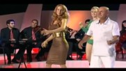 Прекрасна ! Gordana Jovanovic i Saban Saulic - Krila slomljena - Mega Sound - Tv Video 2007 (bg,sub)