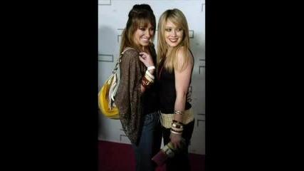 Hilary & Haylie Duff