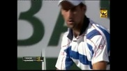 Джокович и Дел Потро на четвъртфиналите в Индиън Уелс