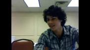 Funny Joe Jonas