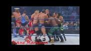 Кейн и Острието се спукват от бой преди турнира Tlc