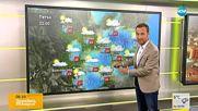 Прогноза за времето (20.07.2018 - сутрешна)