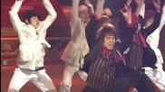 Tvxq - Rising Sun (051230 Kbs Music Awards)