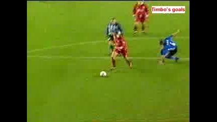 Liverpool Steven Gerrard Goal