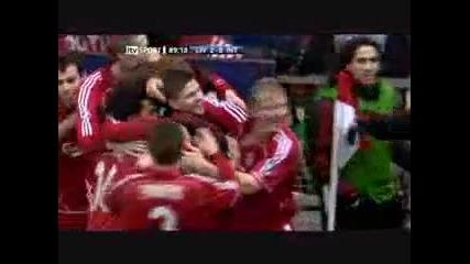 - Liverpool - Inter 2 0
