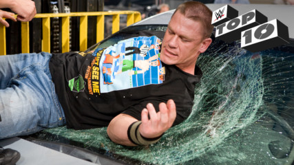 Superstars get thrown through glass: WWE Top 10, Nov. 19, 2018