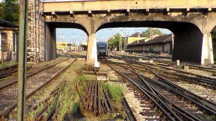 10 038 с влака за Димитров град