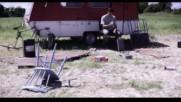 Eric Saade ft. Gustav Noren, Filatov and Karas - Wide Awake ( Red Mix ) + [превод]