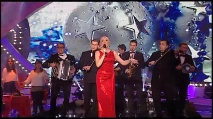 Nena Djurovic - Cile Mile - GNV - (TV Grand 01.01.2015.)