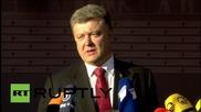 "Latvia: Kiev has ""full evidence"" of Russian troop presence in Ukraine - Poroshenko"