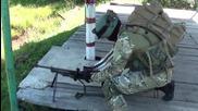 Новатa картечница на руската армия